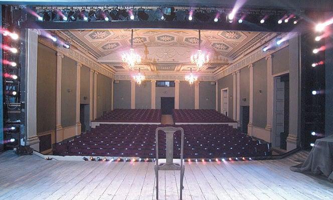 Gate Theatre Auditorium