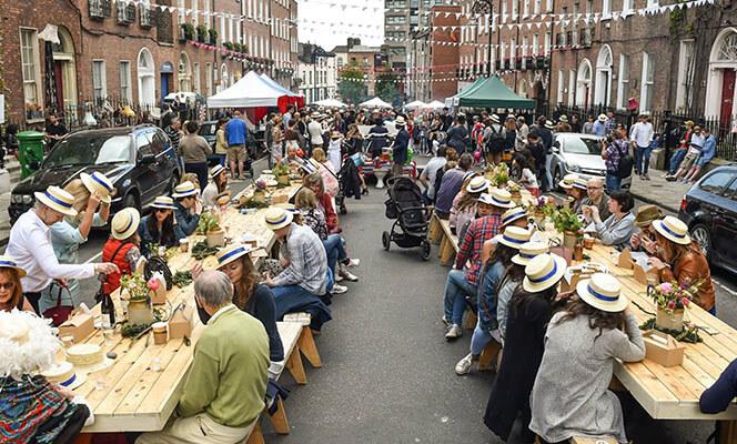 community street festival