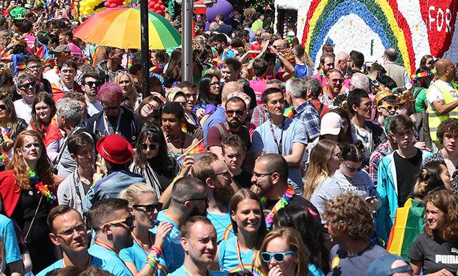Pride Festival Dublin