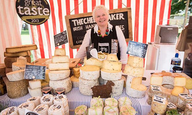 People's Park Market Dún Laoghaire