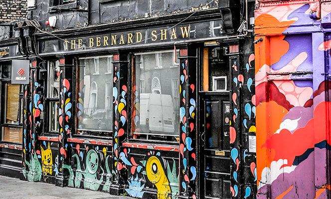 The Bernard Shaw Pub Dublin