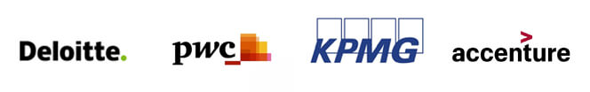 icon logos of global financial brands