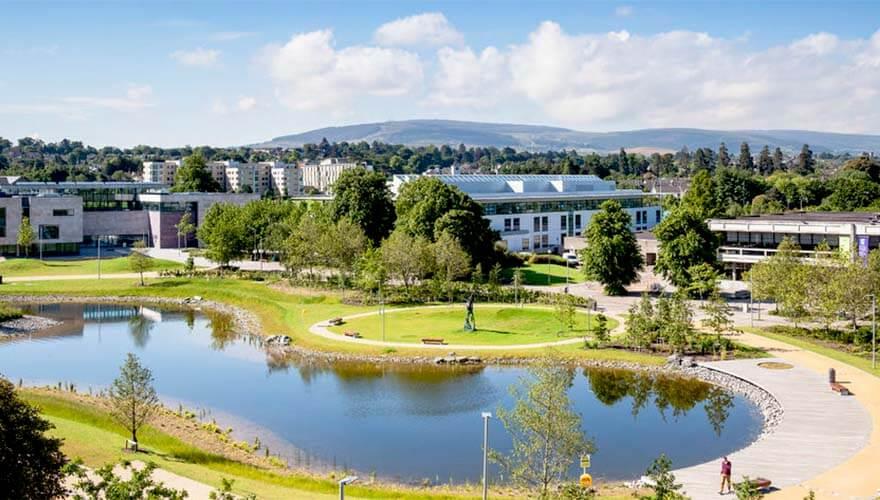 UCD Campus.