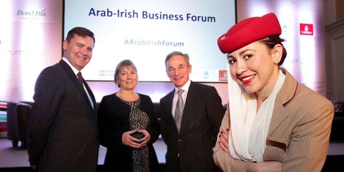 Arab-Irish Business Forum 2018