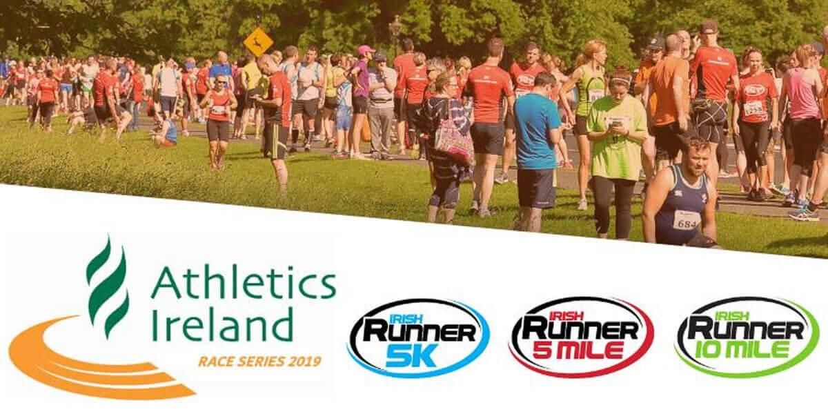 Athletics Ireland Race Series – Irish Runner 5 Mile