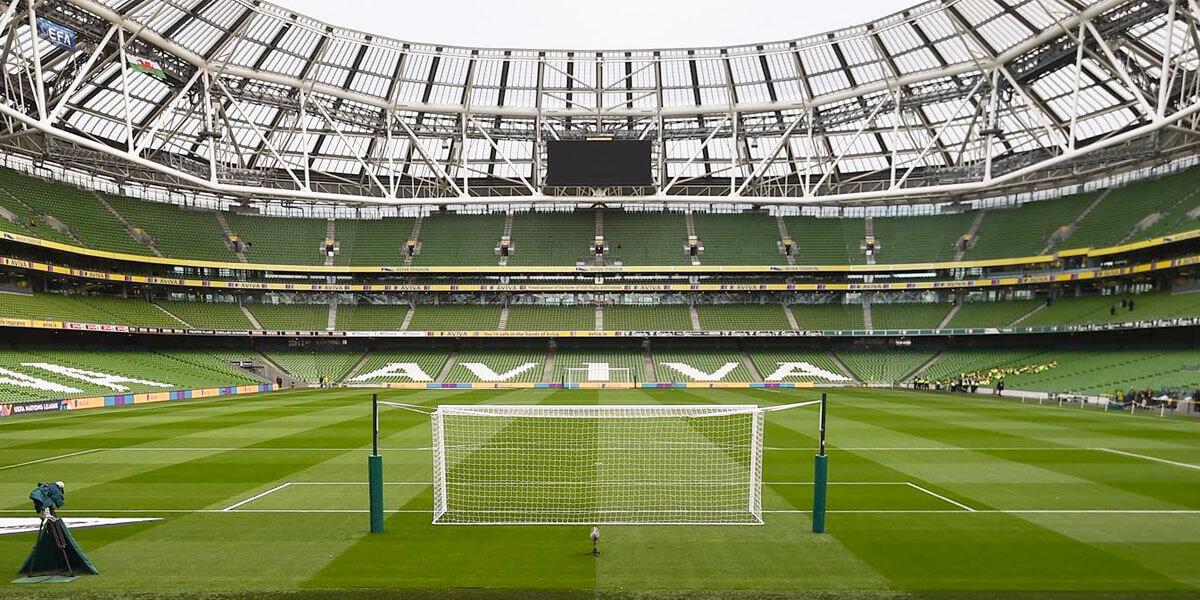 International Friendly: Rep. of Ireland vs Bulgaria