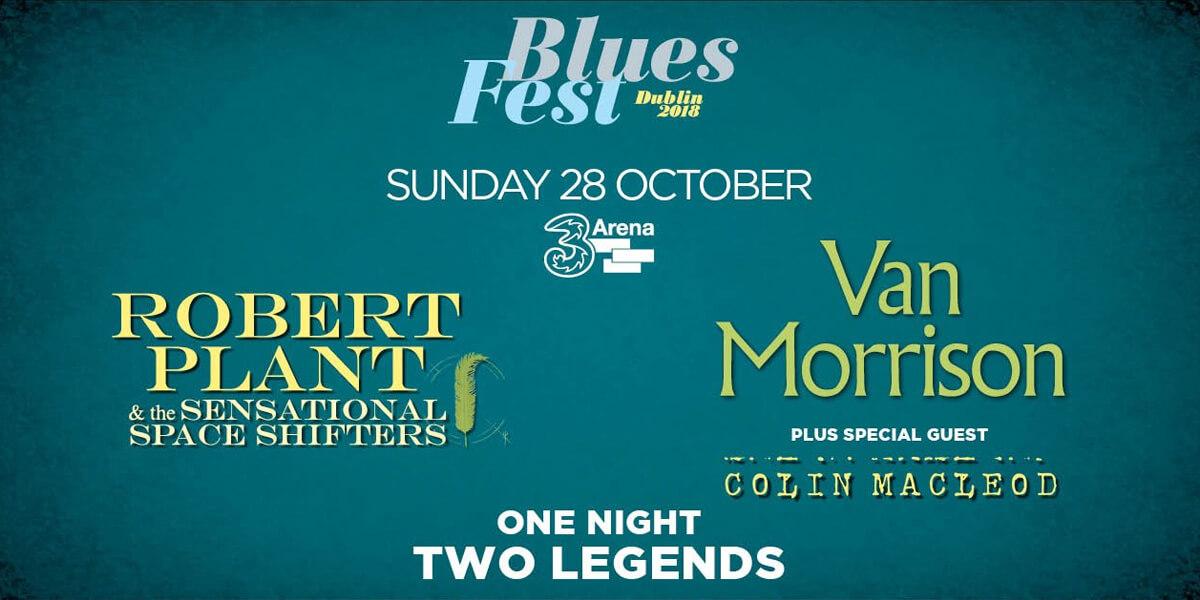 BluesFest 2018 | 28 October