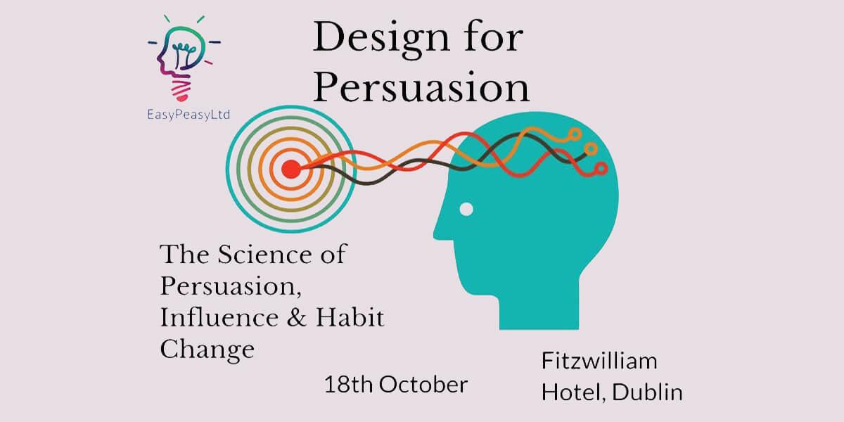 Design for Persuasion