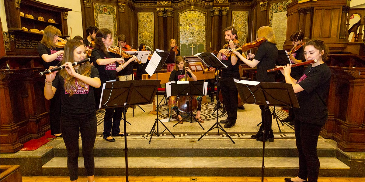Irish Youth Baroque Orchestra