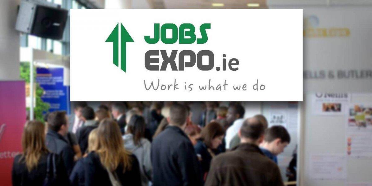 Jobs Expo Dublin 2018