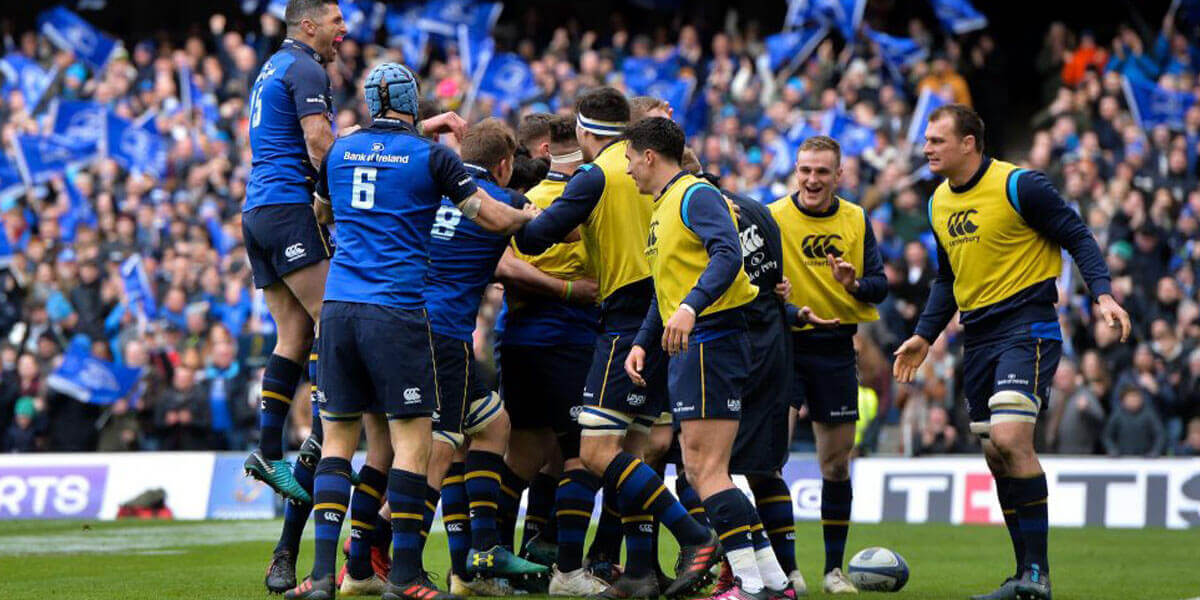Heineken Champions Cup Leinster Rugby vs Toulouse
