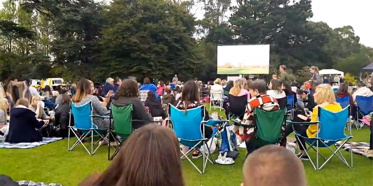 Malahide Castle – Movies on the Lawn