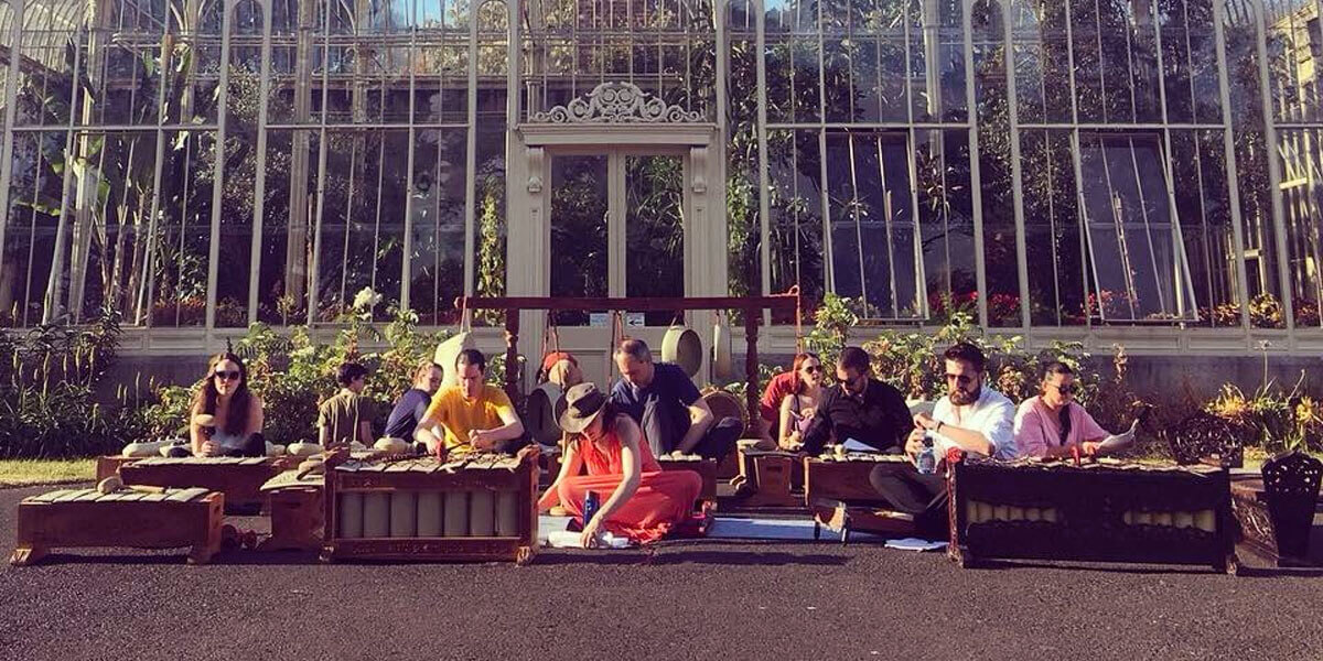 National Concert Hall Gamelan Orchestra