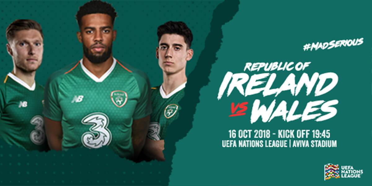 Republic of Ireland v Wales