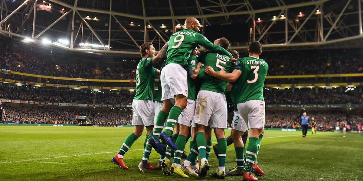 EURO 2020 Qualifier: Rep. of Ireland vs Switzerland