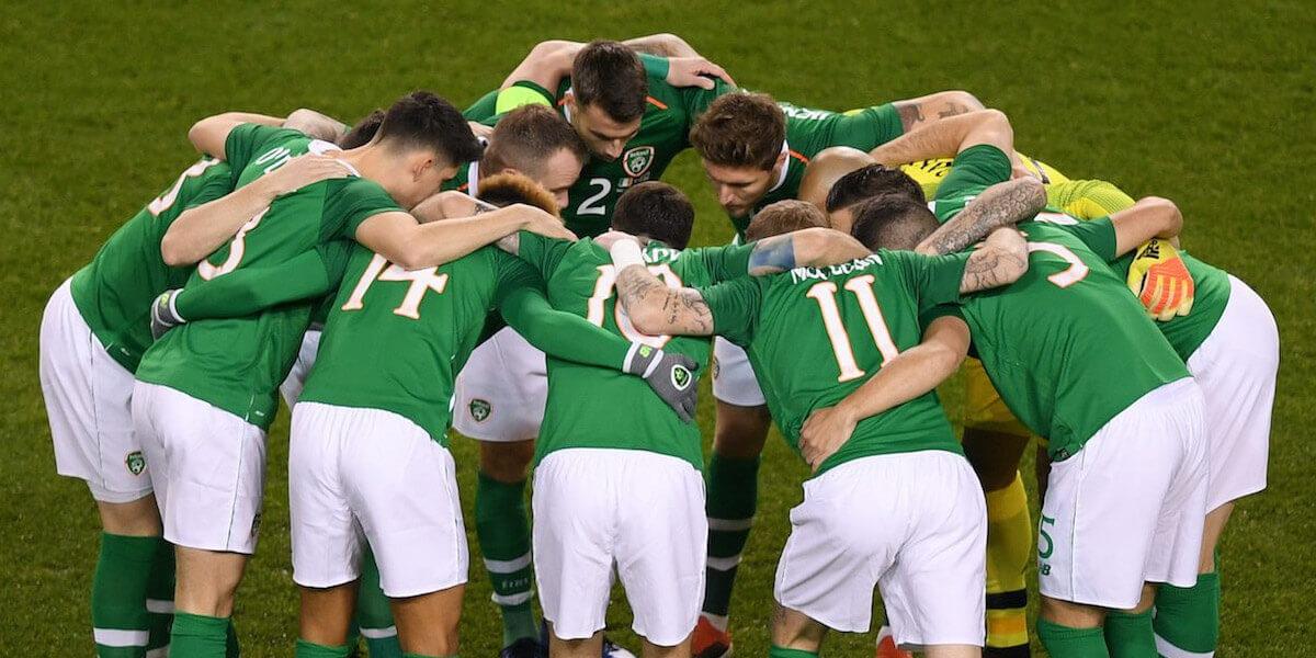 Euro 2020 – Republic of Ireland vs Georgia