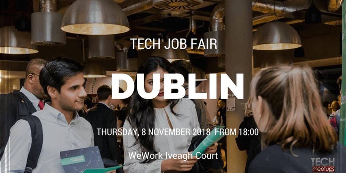 Tech Job Fair Dublin