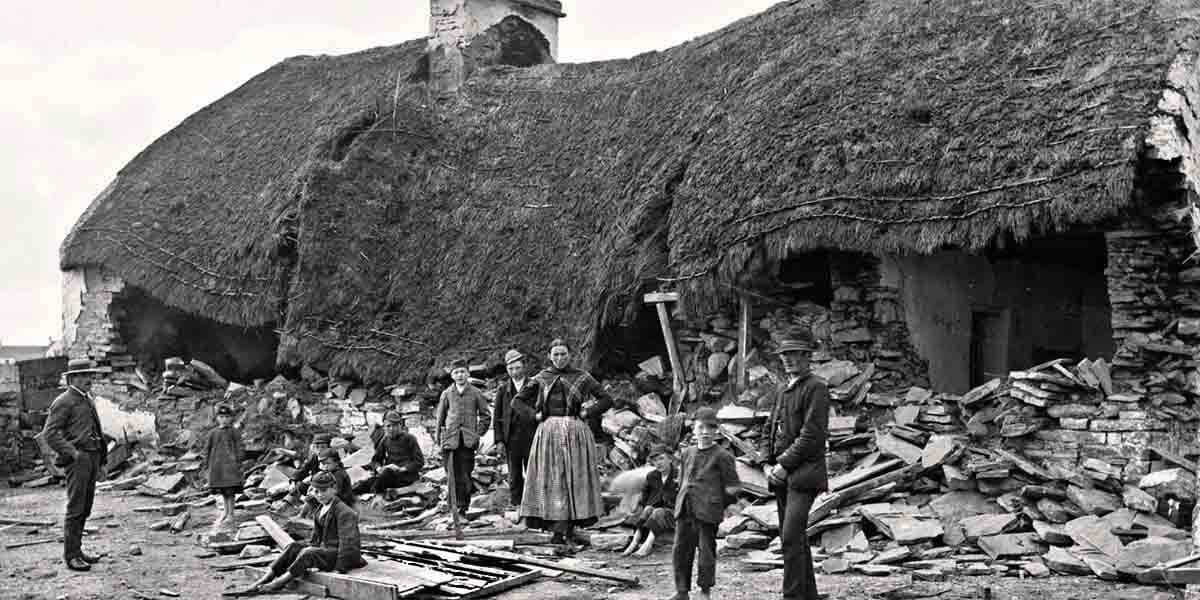 Exhibition: The Irish Potato Famine